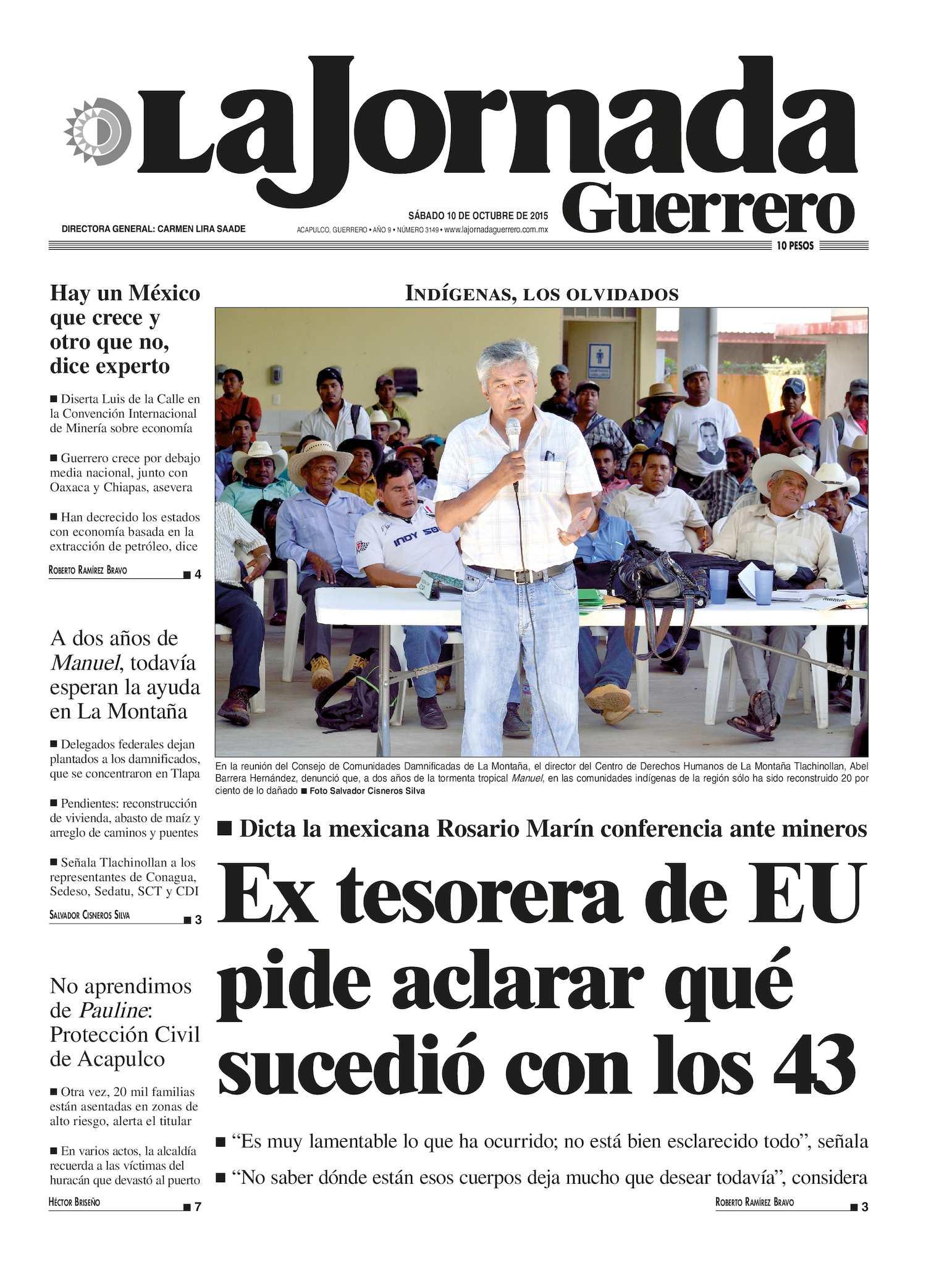 Calaméo - La Jornada Guerrero