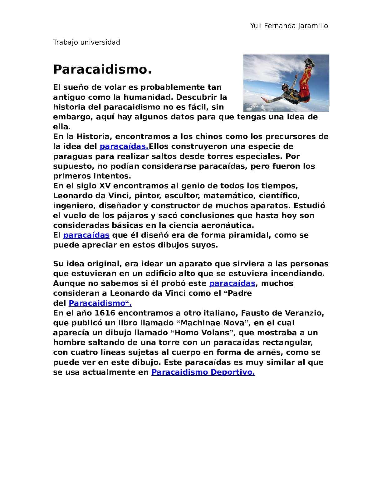 Calaméo - Paracaidismo