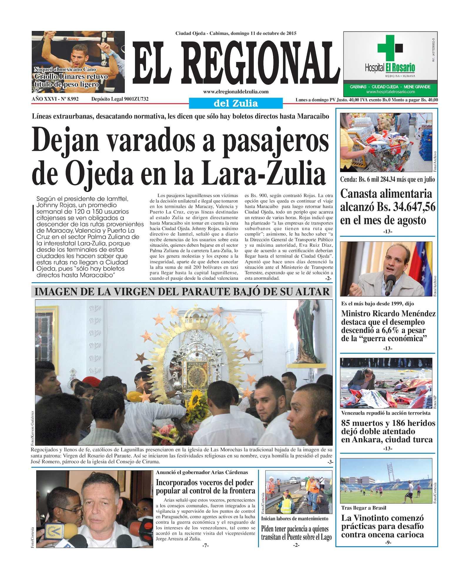 Calaméo - El Regional del Zulia 11-10-2015