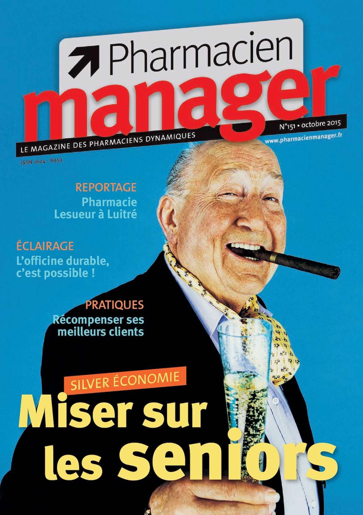 Pharmacien manager - 1015