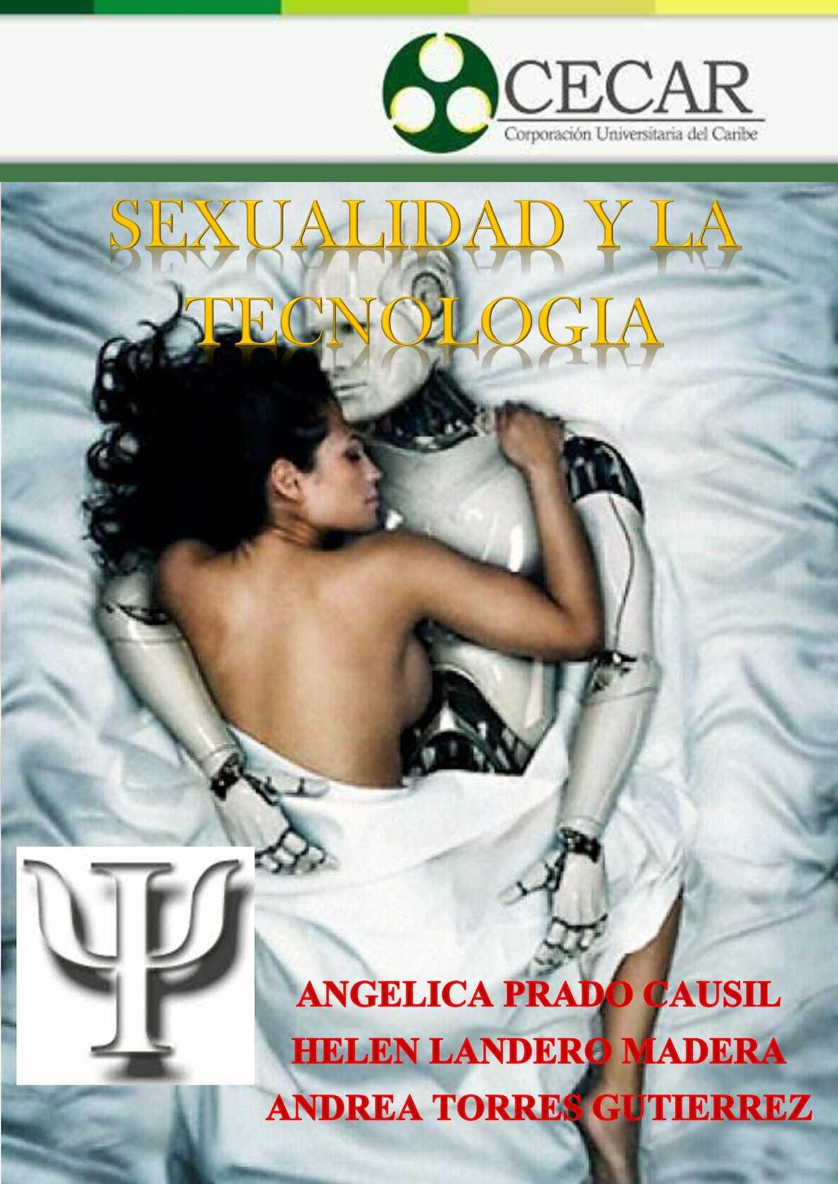 La Sexualidad Y Las Tecnologias (2)