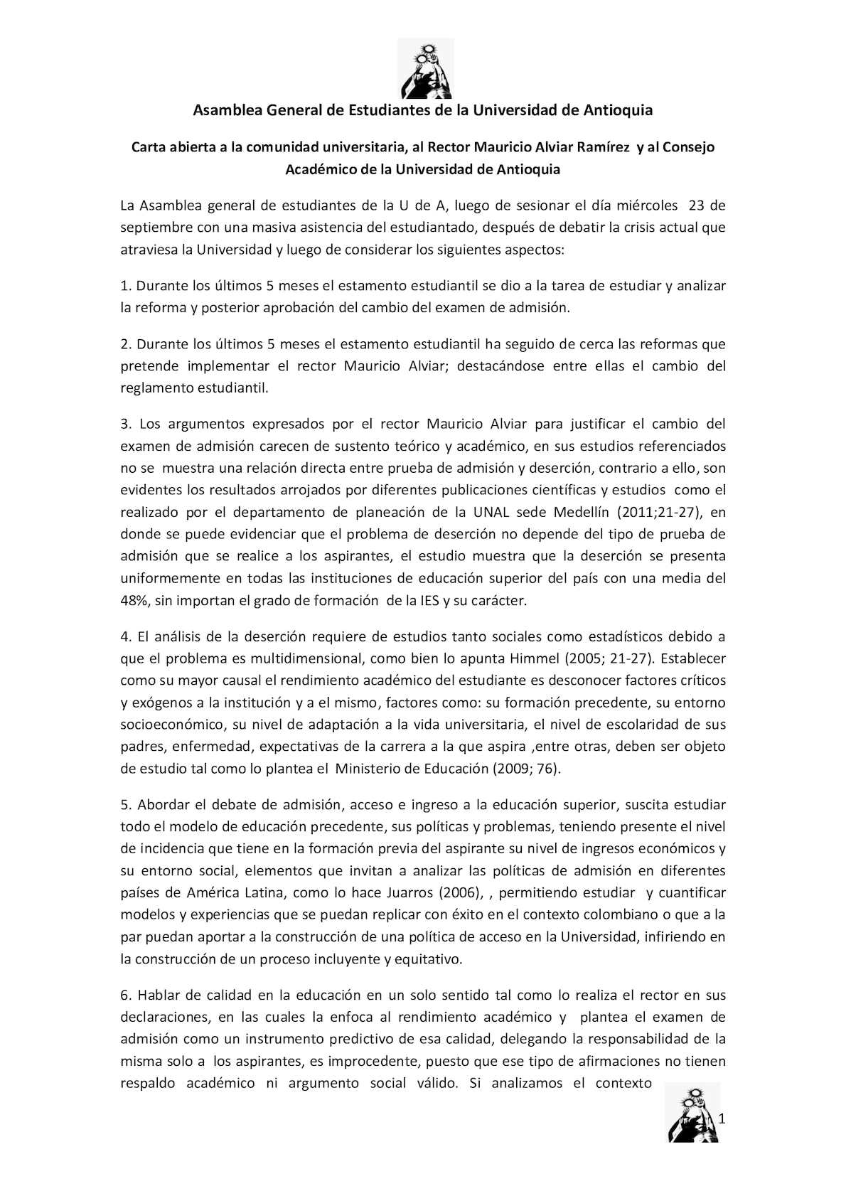 Calamo carta ultimatum altavistaventures Images