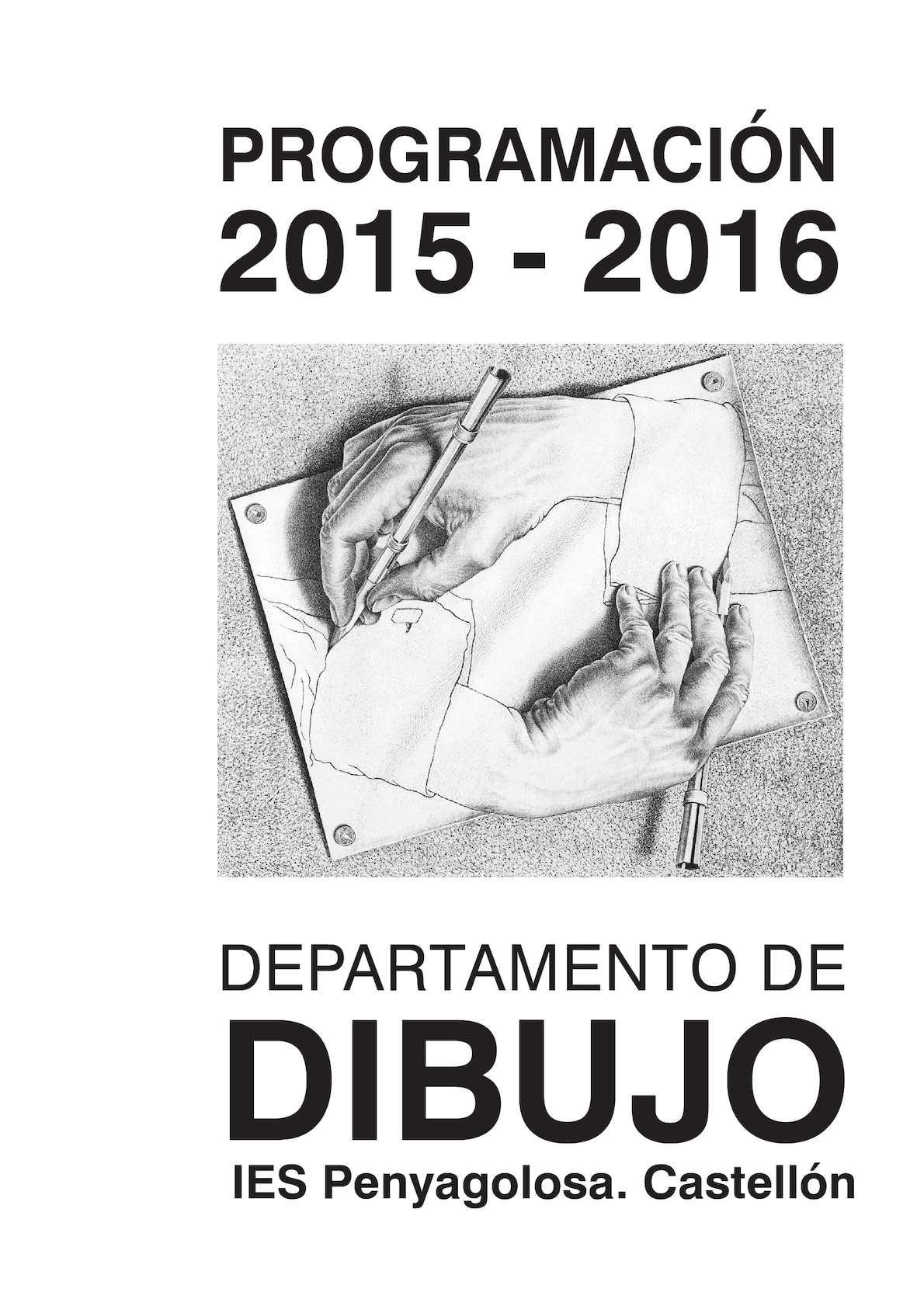 Programación 2015 16