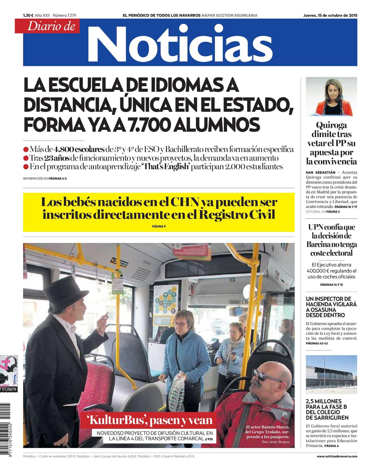 Calaméo - Diario de Noticias 20151015