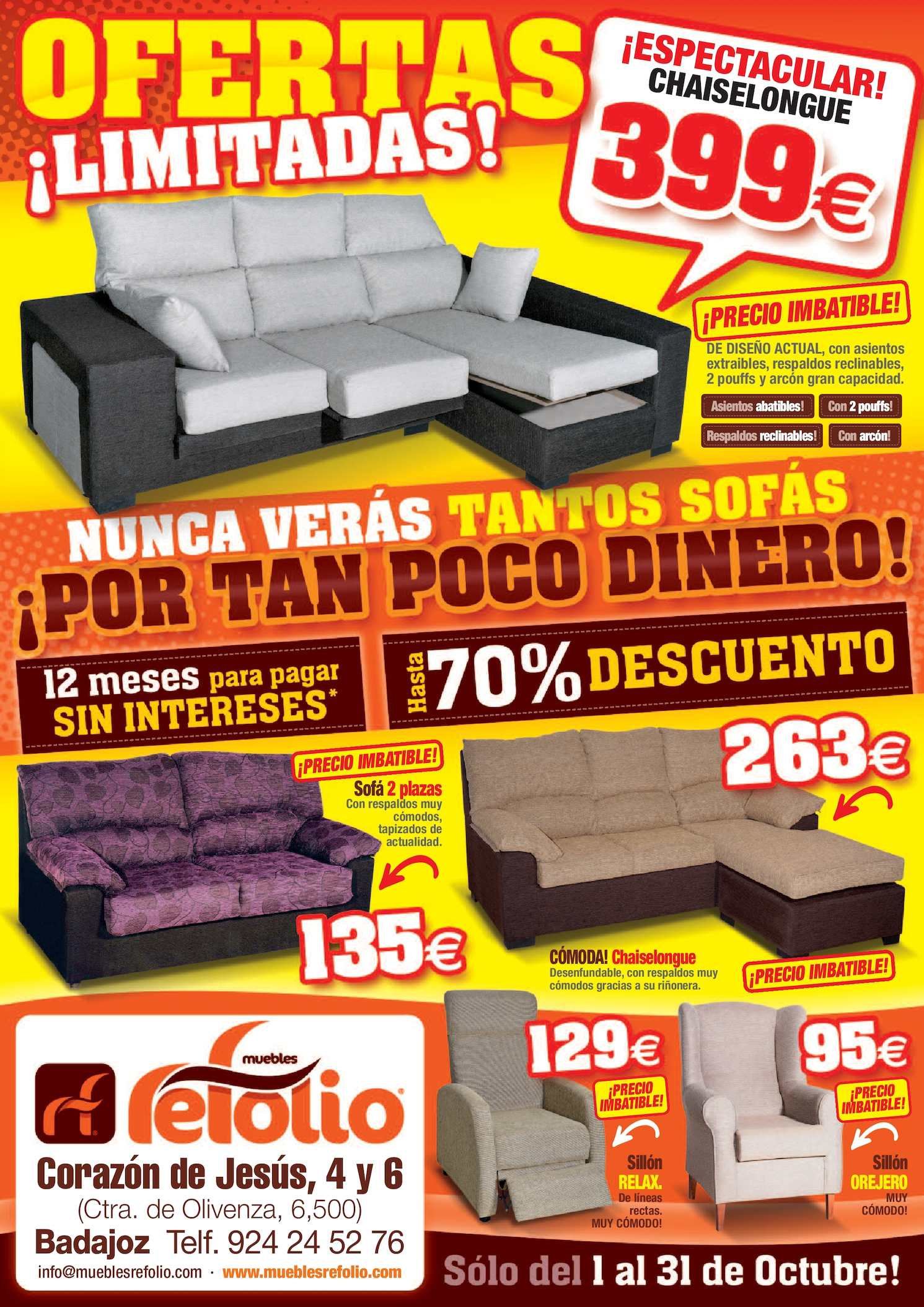Calaméo - muebles Refolio 15 09