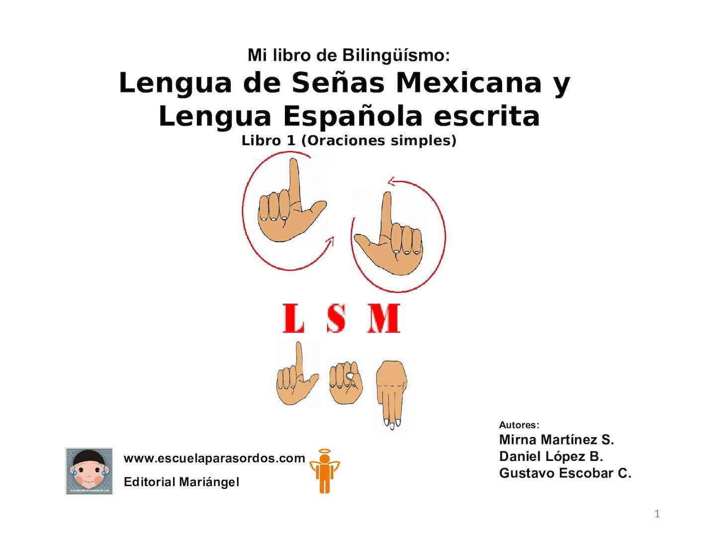 Calaméo - Bilinguismo para sordos