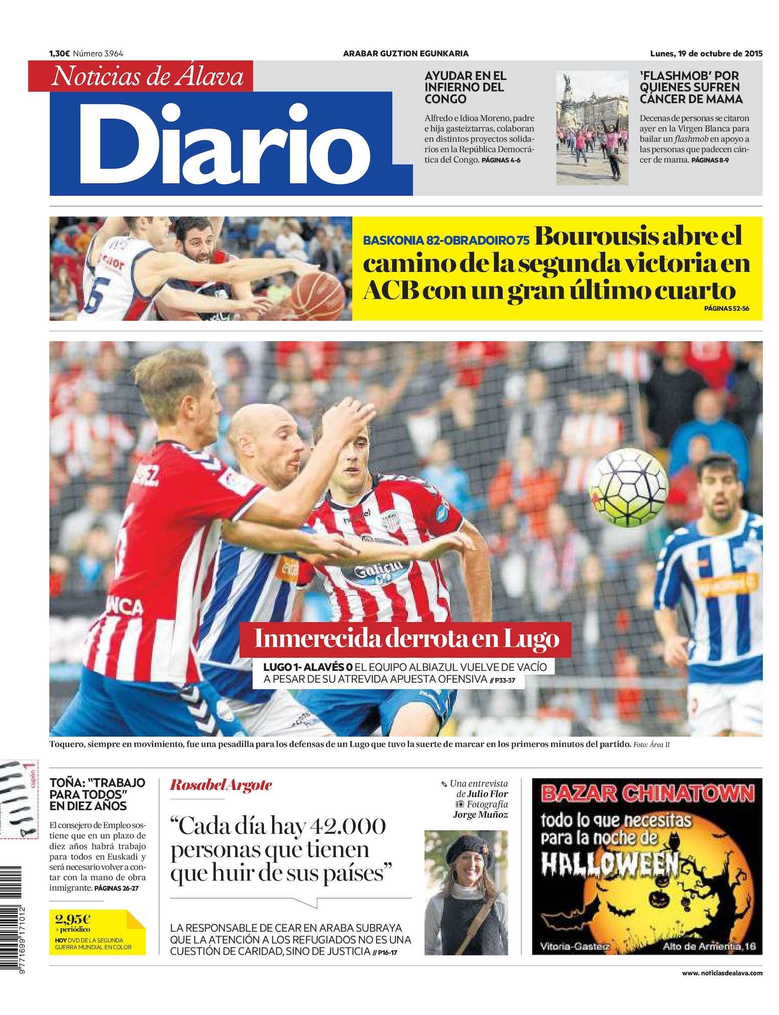 Diario 20151019 Noticias Álava De Calaméo deWCorxB