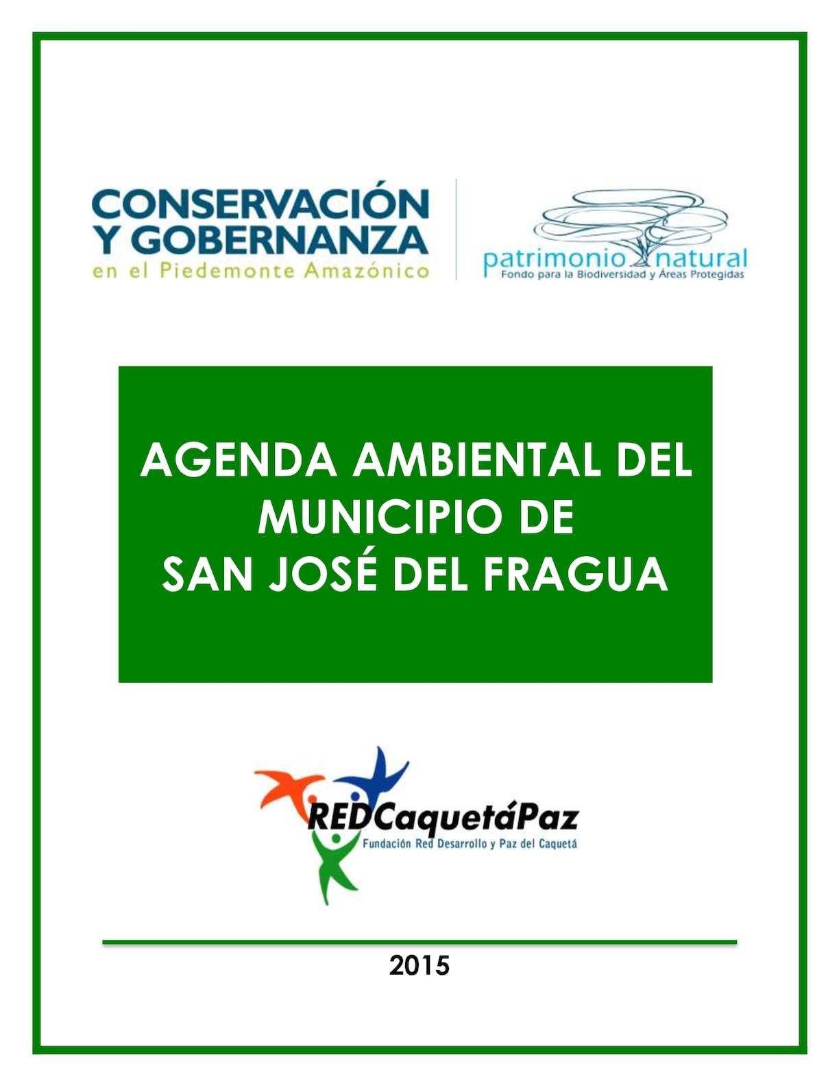 Calaméo - Agenda Ambiental San Jose del Fragua