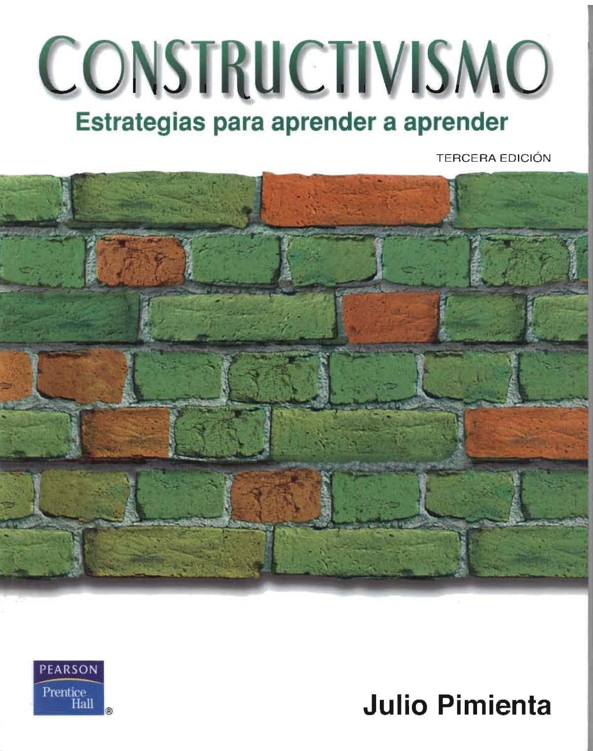 Libro Constructivismo Estrategias Para Aprender A Aprender (1)