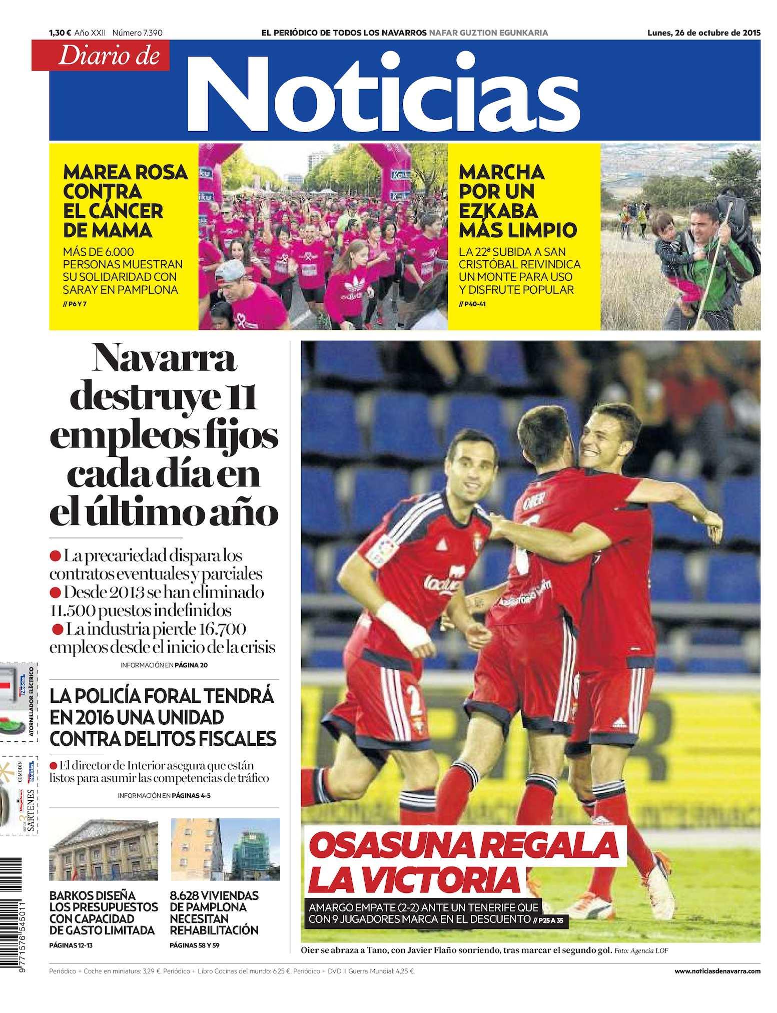 Calaméo - Diario de Noticias 20151026