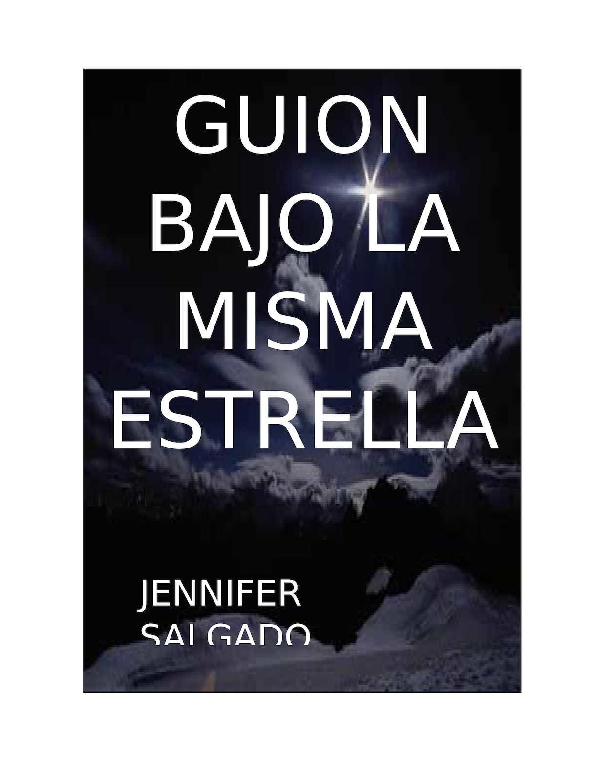 Guion bajo la misma estrella Jennifer Salgado