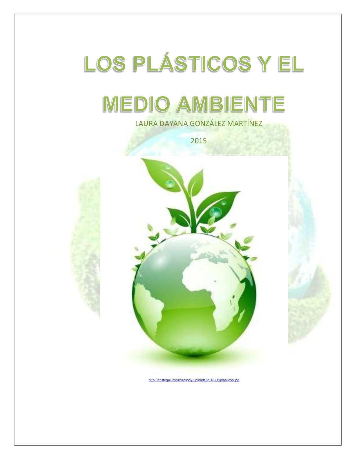 Plasticos Y Medio Ambiente 11