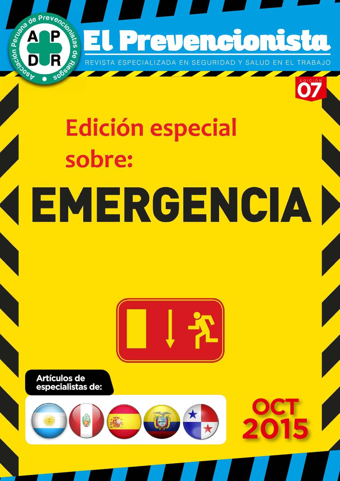 Revista El Prevencionista 7ma Edicion