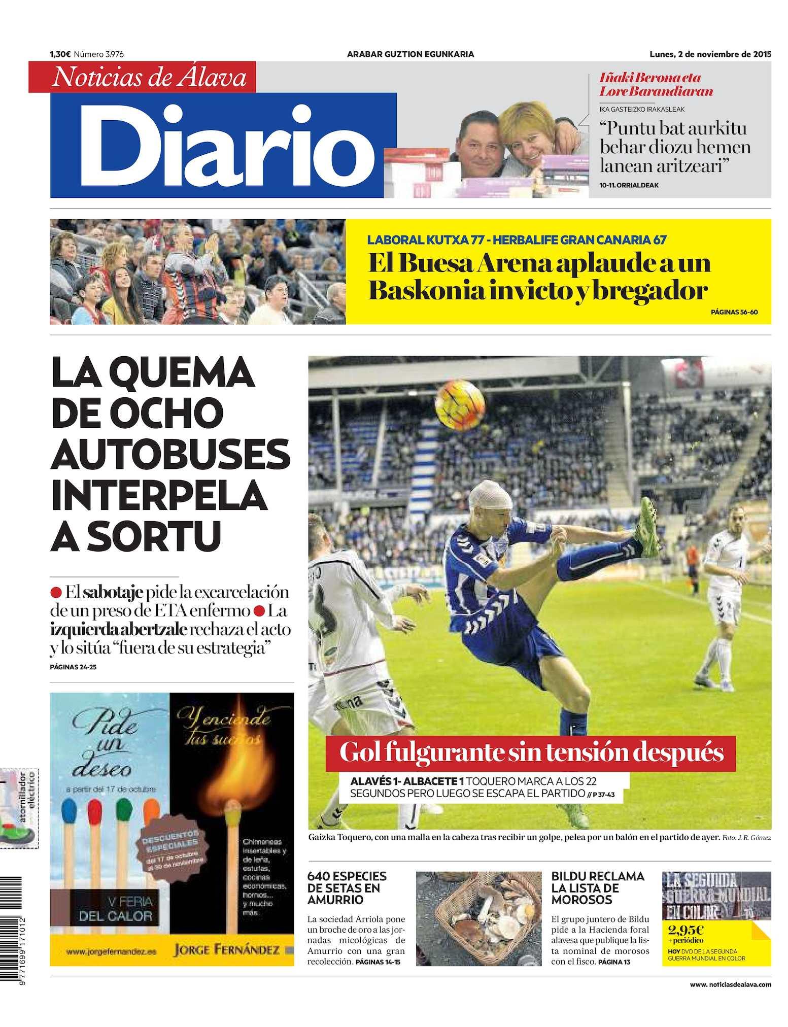 Calaméo - Diario de Noticias de Álava 20151102