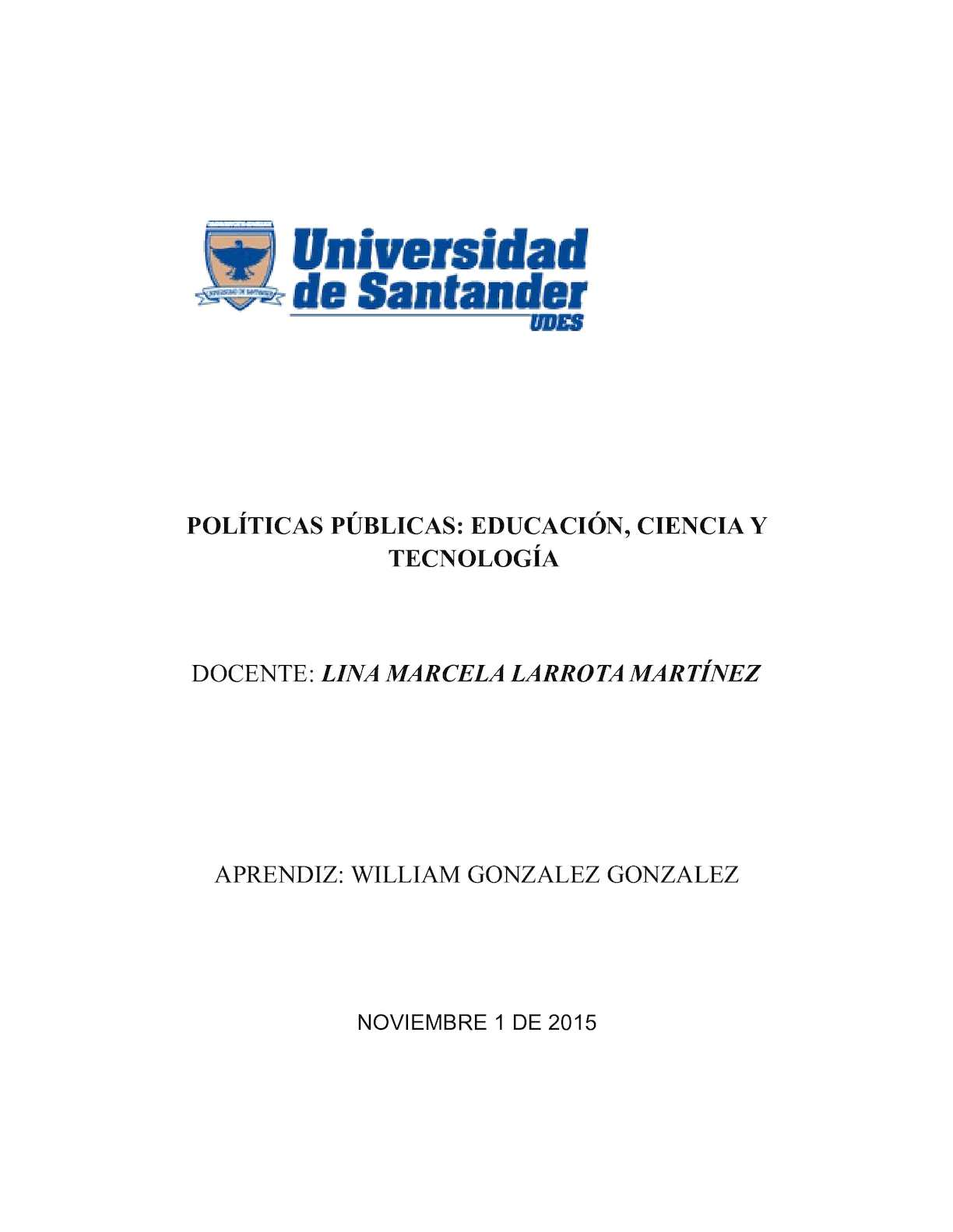 William Gonzalez Ensayo Actividad1 1doc