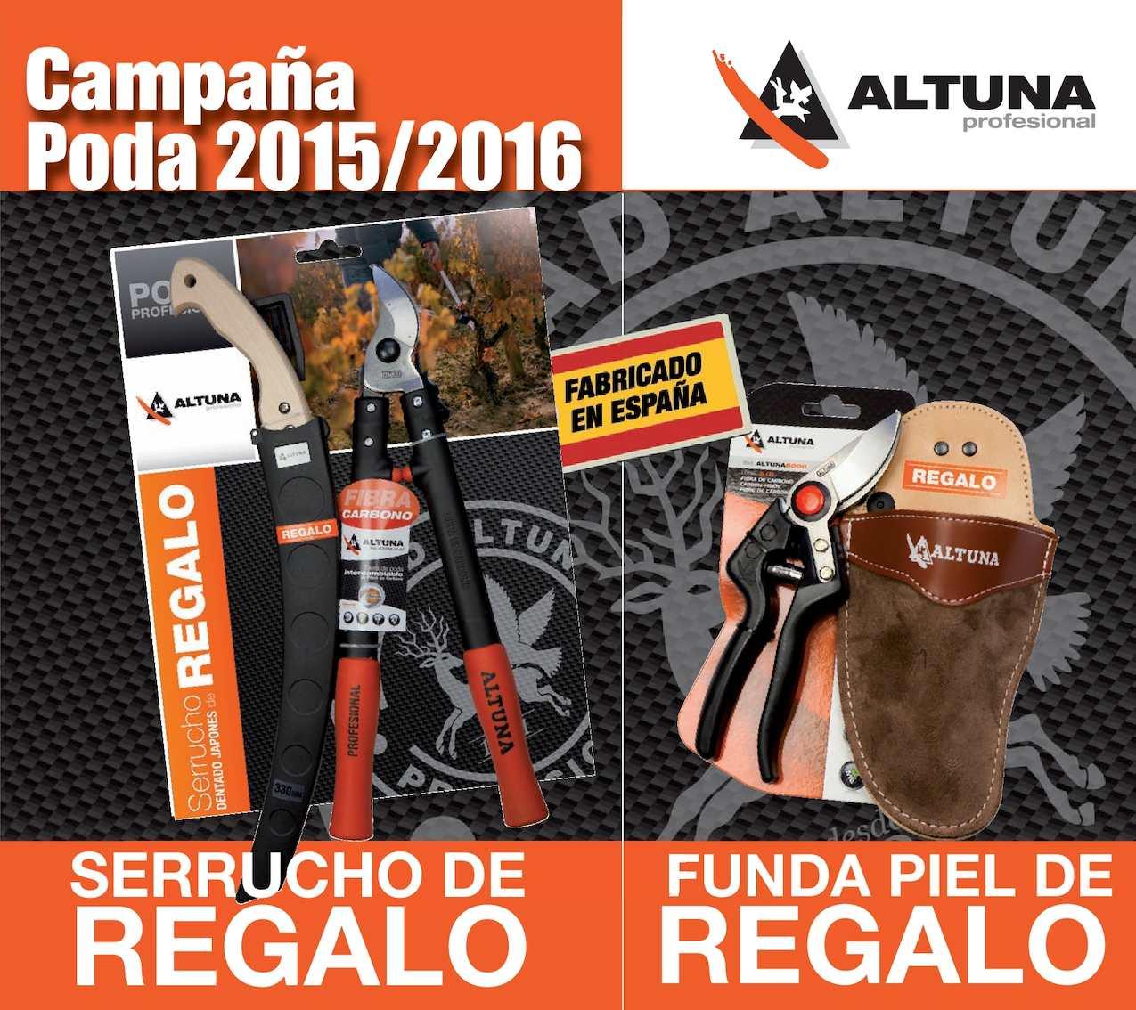 Campaña Poda 2015 Altuna