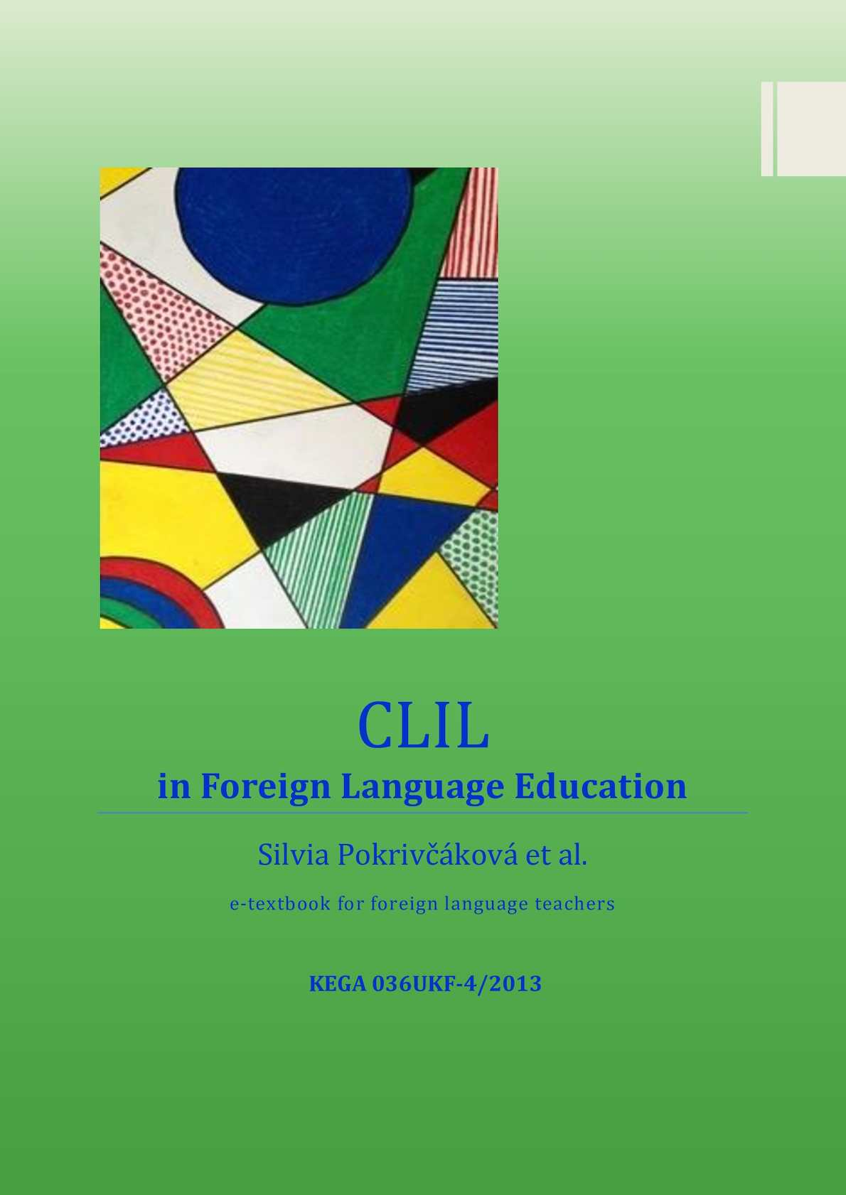Calamo e textbook clil in fle final2 1 fandeluxe Image collections