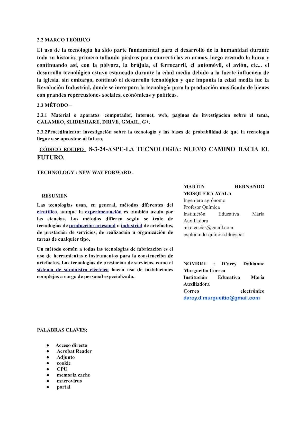 Calaméo - 8 3 24 Aspe Latecnologianuevocaminohaciaelfuturo (1)