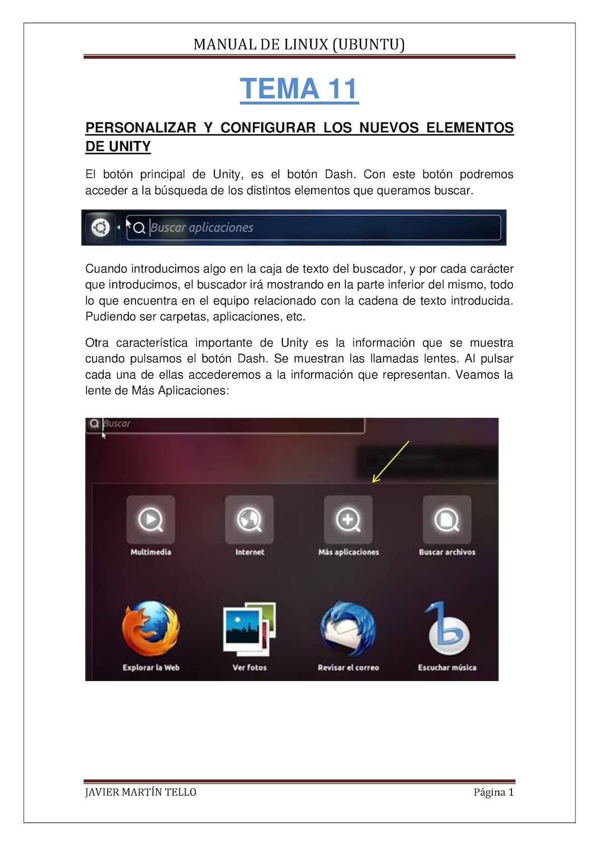 Calaméo - Manual de Linux. Primera parte.