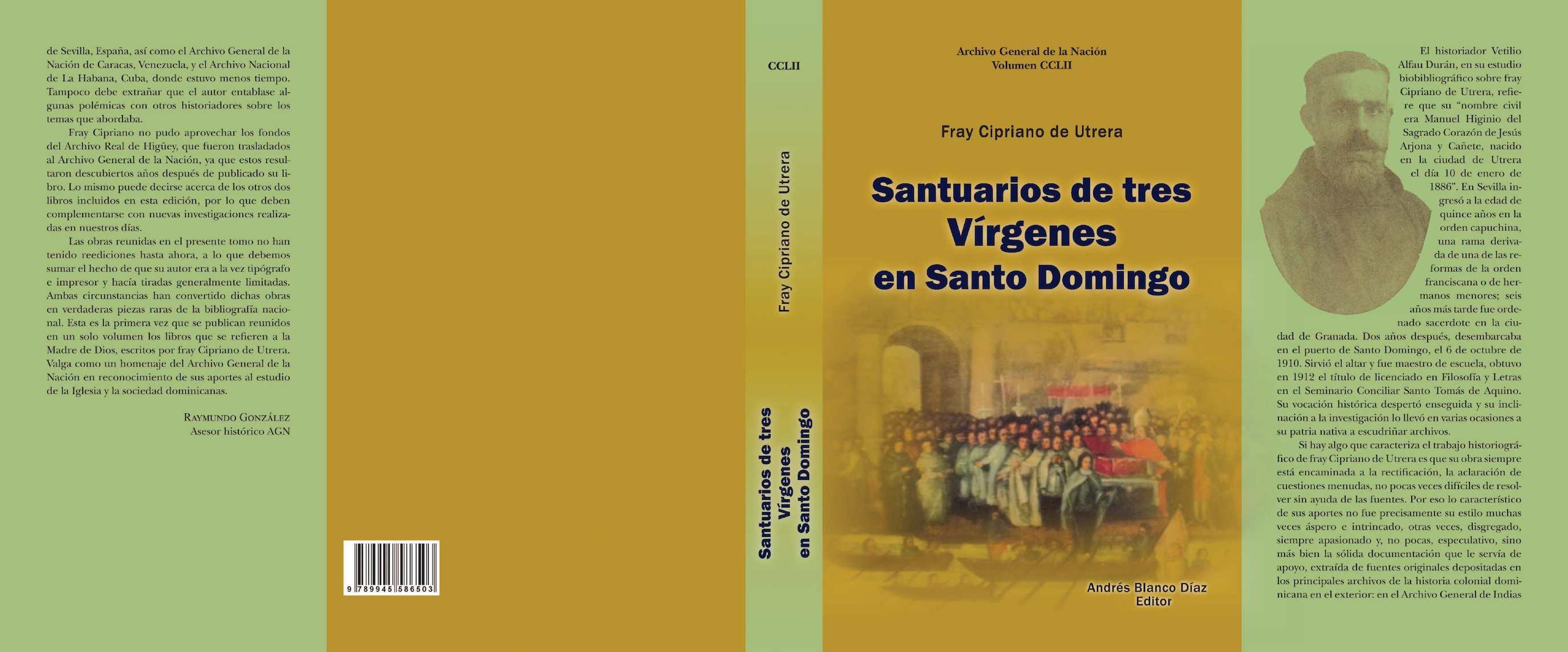 Calaméo - Vol 252 Santuario De Tres Virgenes De Santo Domingo