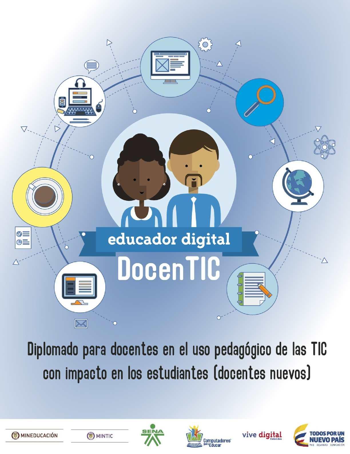 Gestor De Proyecto Educativo Tic Editable (1)