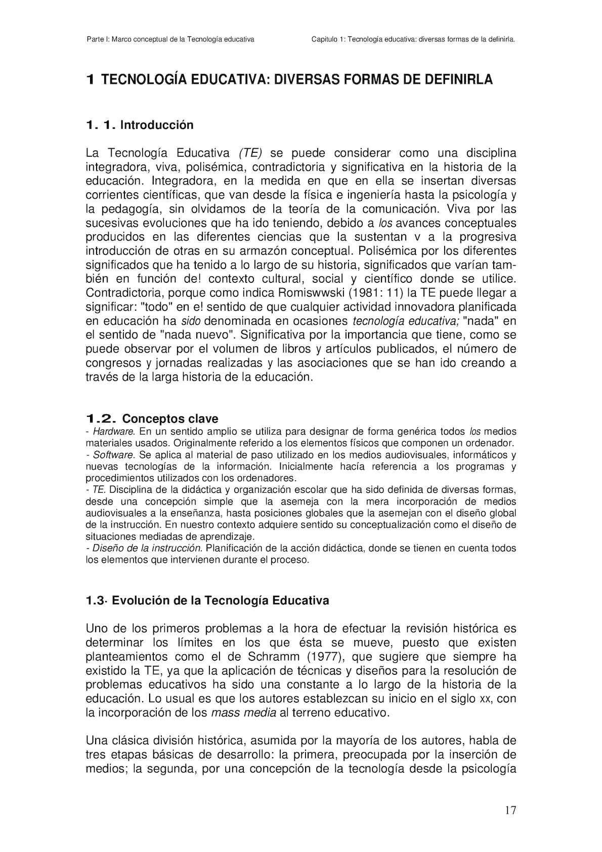 2 Tecnologias Educativa Diversas Formas De Definirla