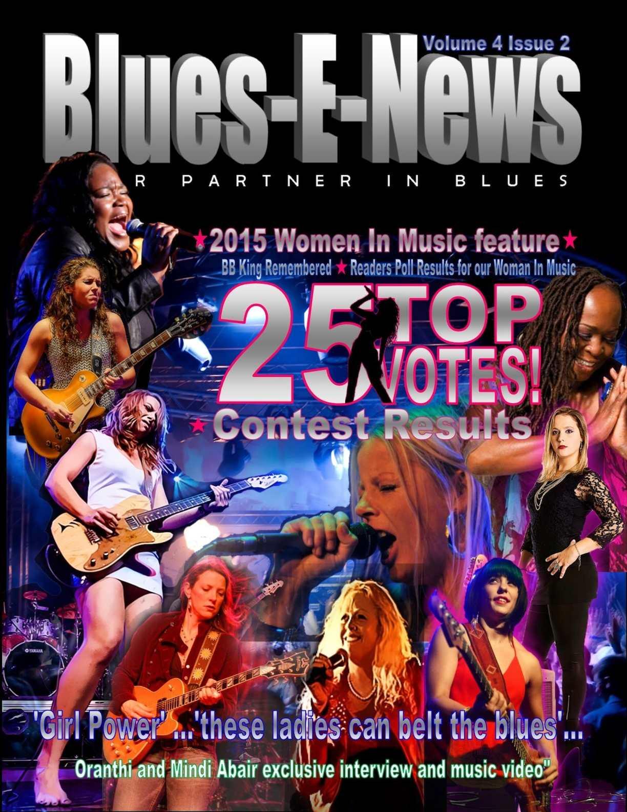 Blues-E-News Volume 4 Issue 2