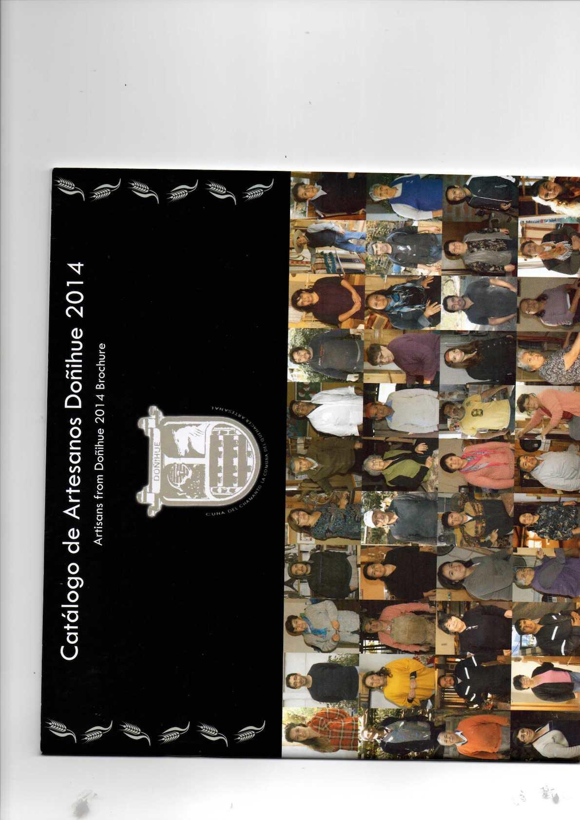 Calaméo - Catalogo De Artesanos Doñihue