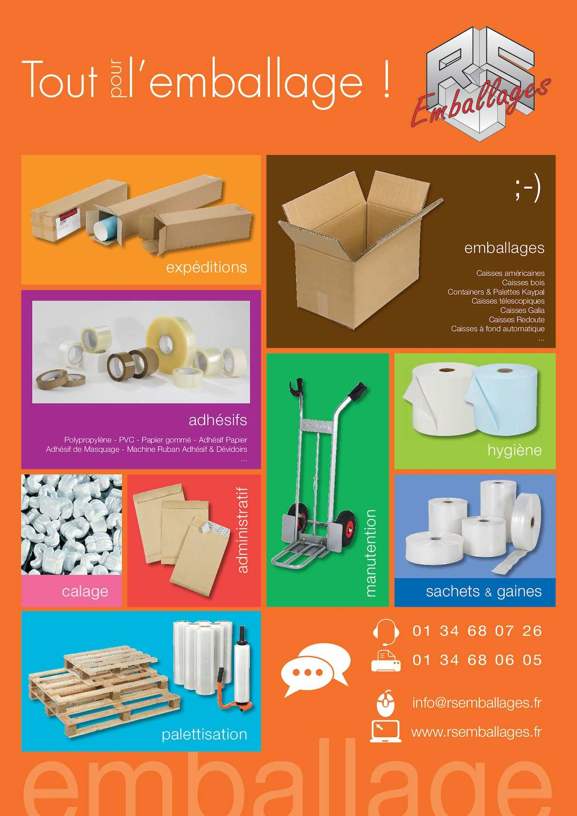 Catalogue RS Emballages 2015