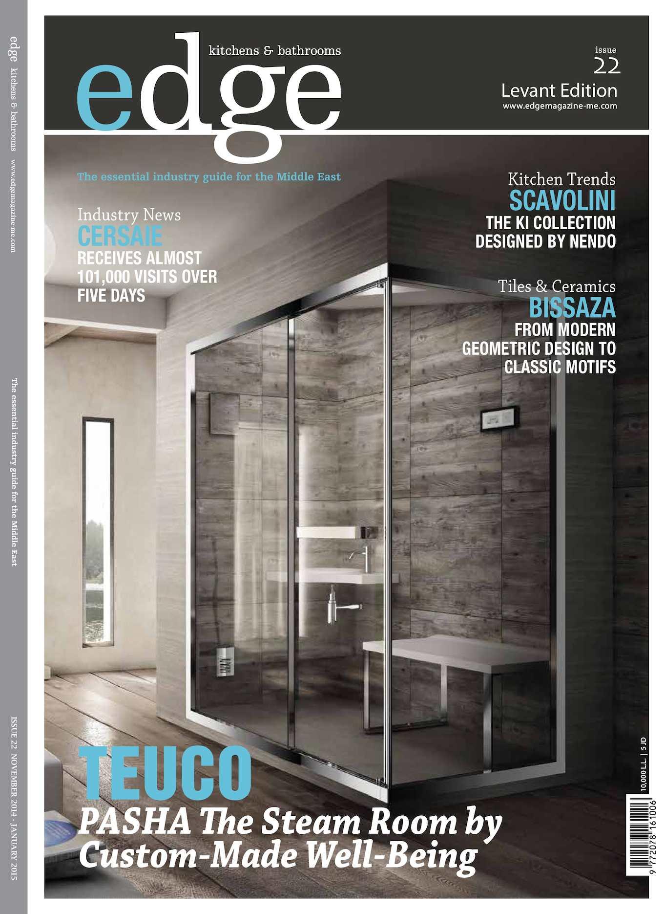 Edge Levant Nov2014 Issue22