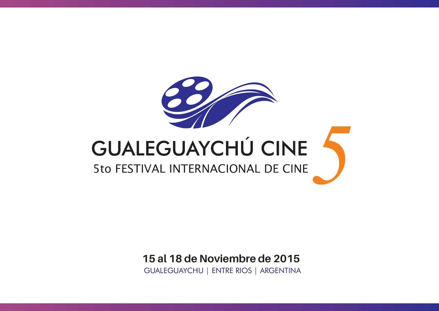 Catalogo . Gualeguaychú Cine 5