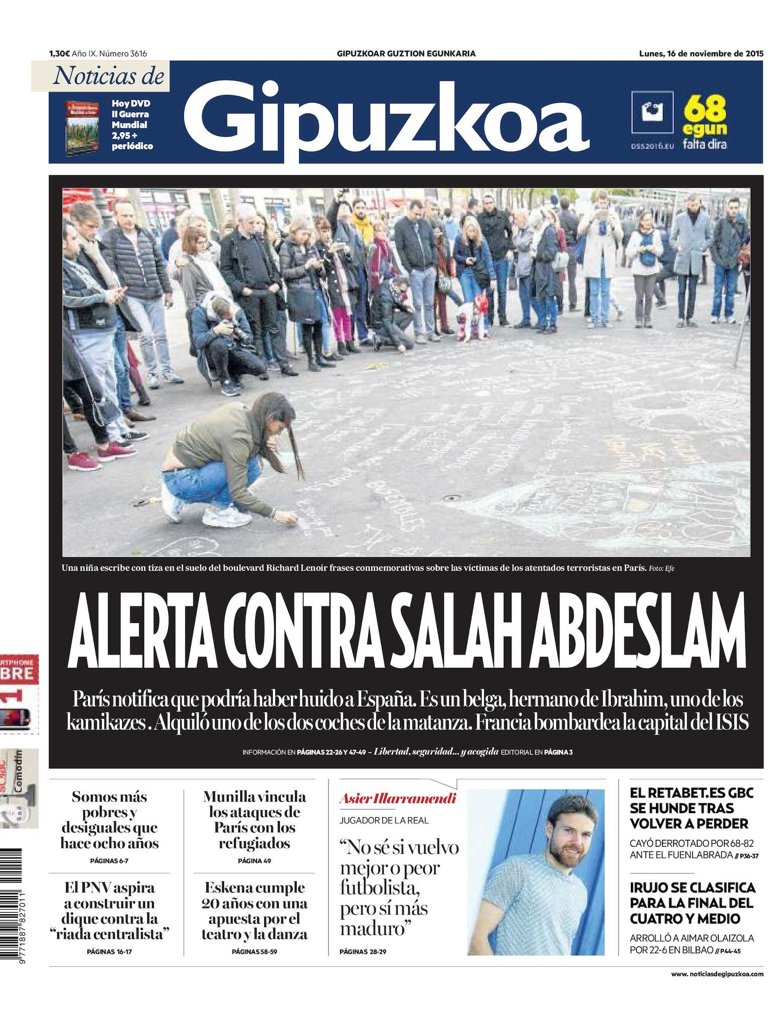 Calaméo - Noticias de Gipuzkoa 20151116 7f016ed91e4c