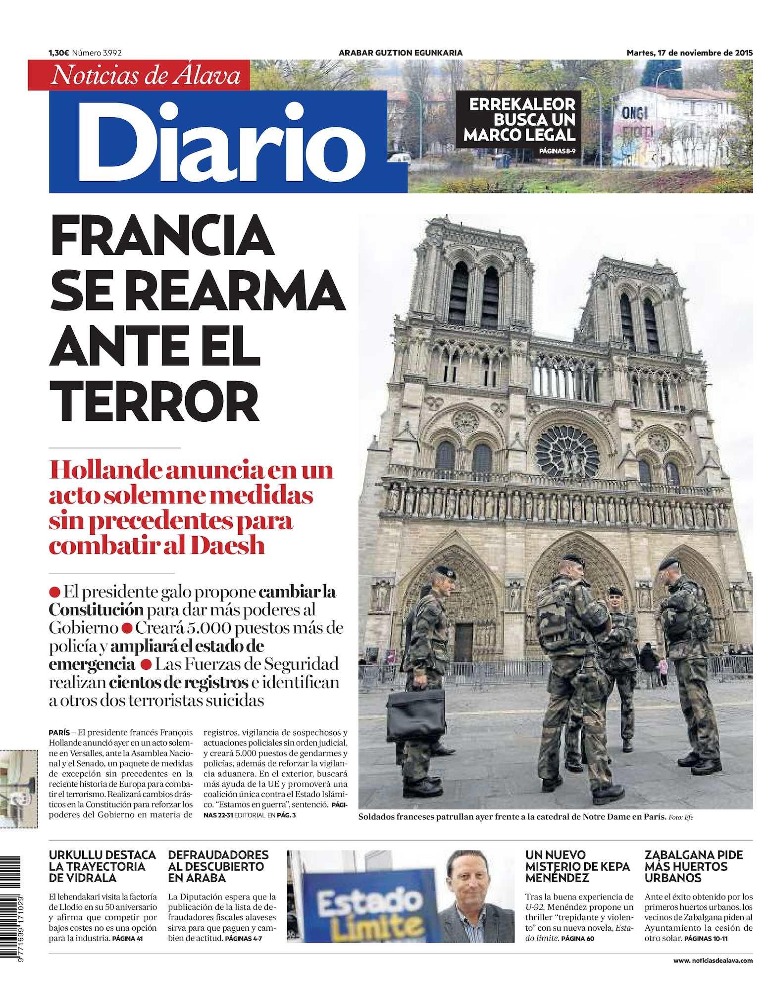 Calaméo - Diario de Noticias de Álava 20151117
