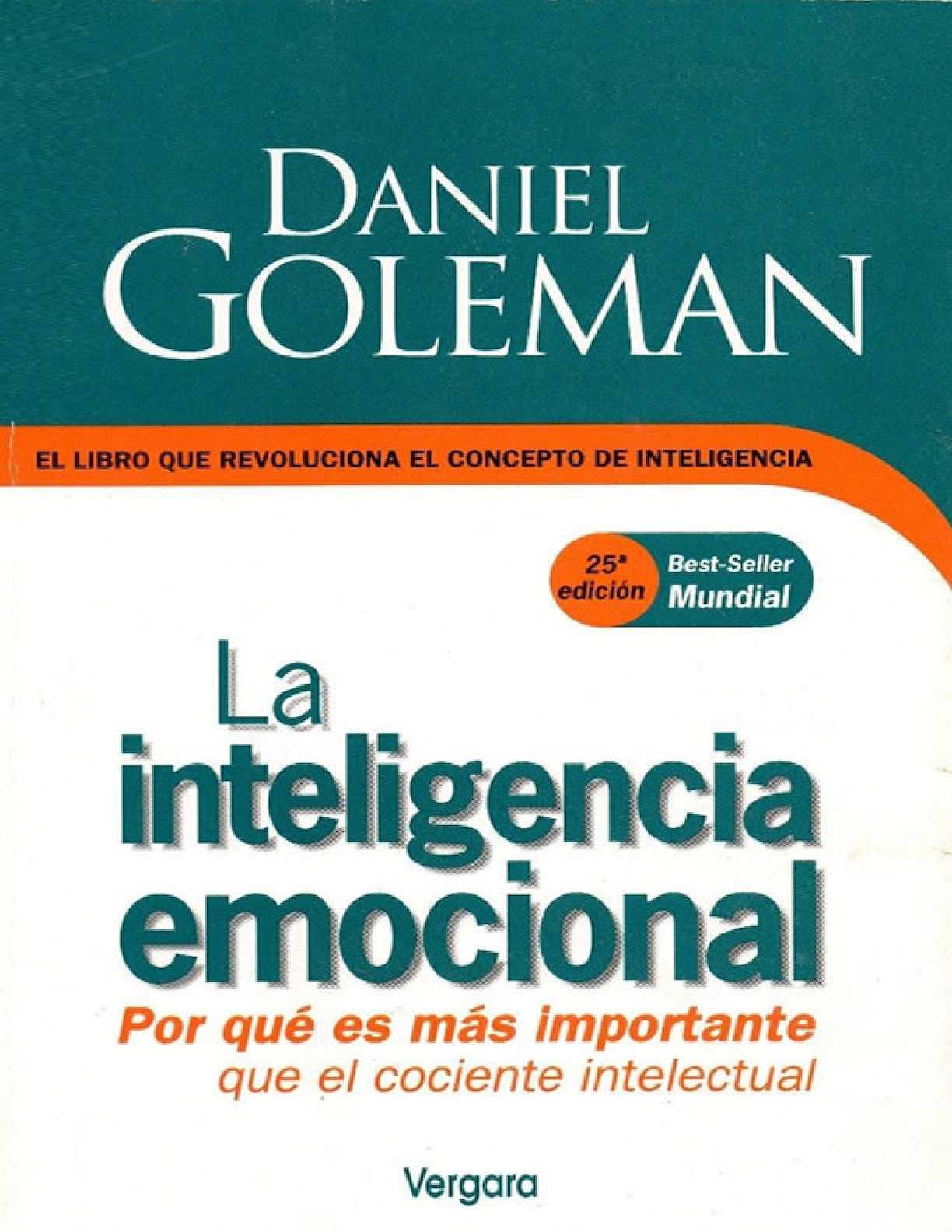 Calaméo - La Inteligencia Emocional Por Daniel Goleman