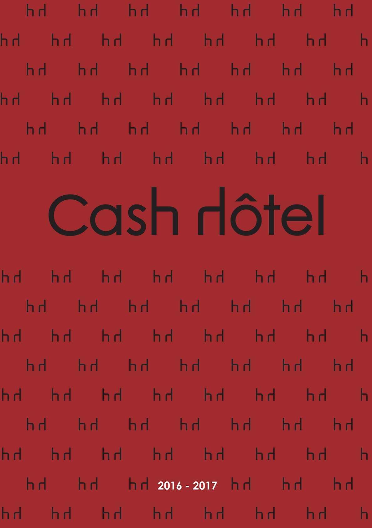 18ffad2905692 Calaméo - CASH HOTEL 2016-2017