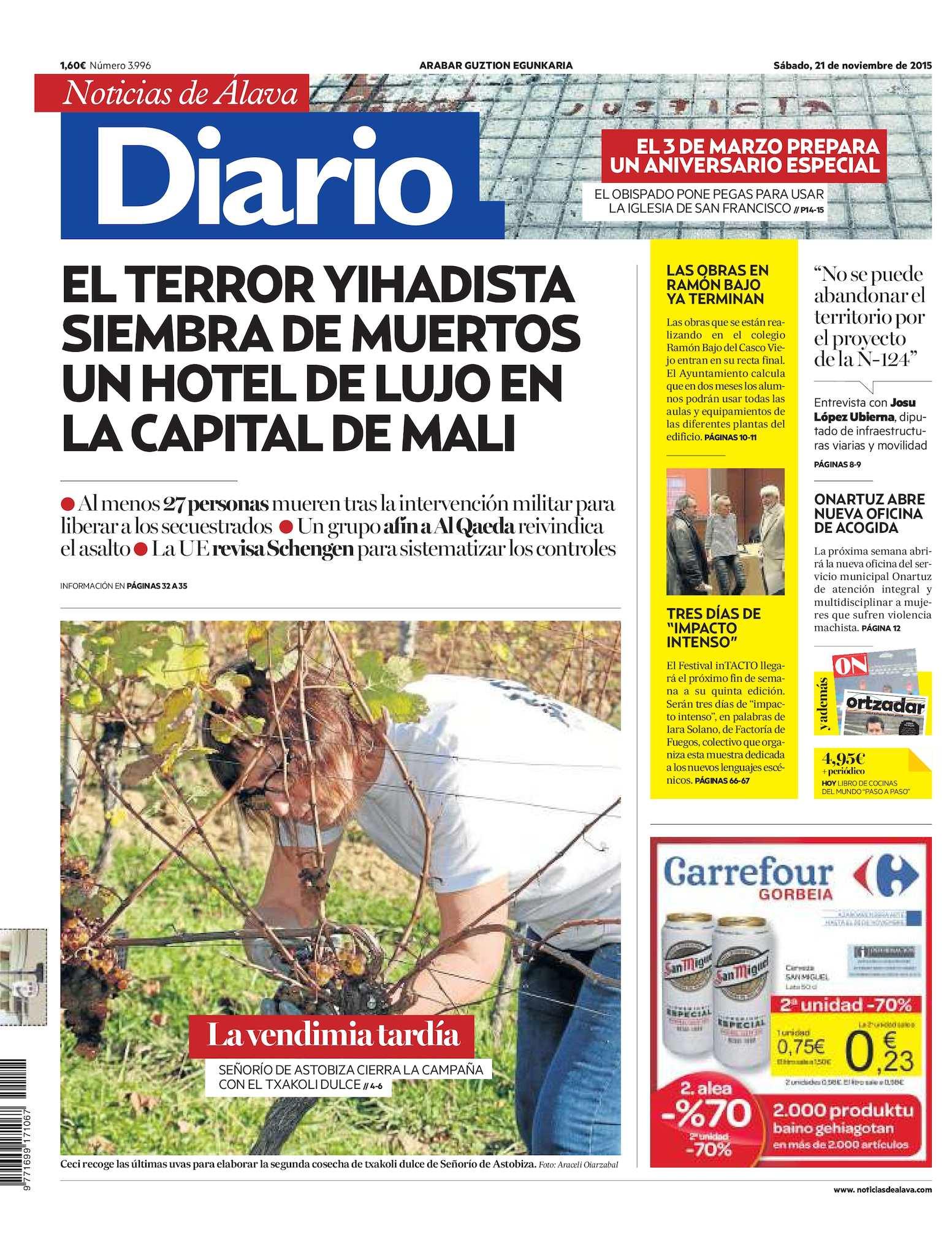 Calaméo - Diario de Noticias de Álava 20151121 7722fbd717771