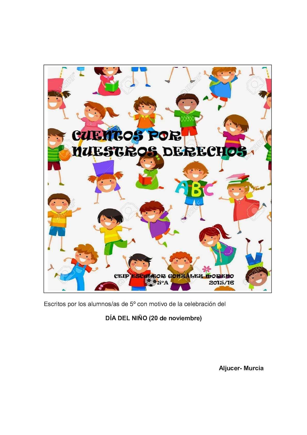 Cuentos por los derechos del niño/a
