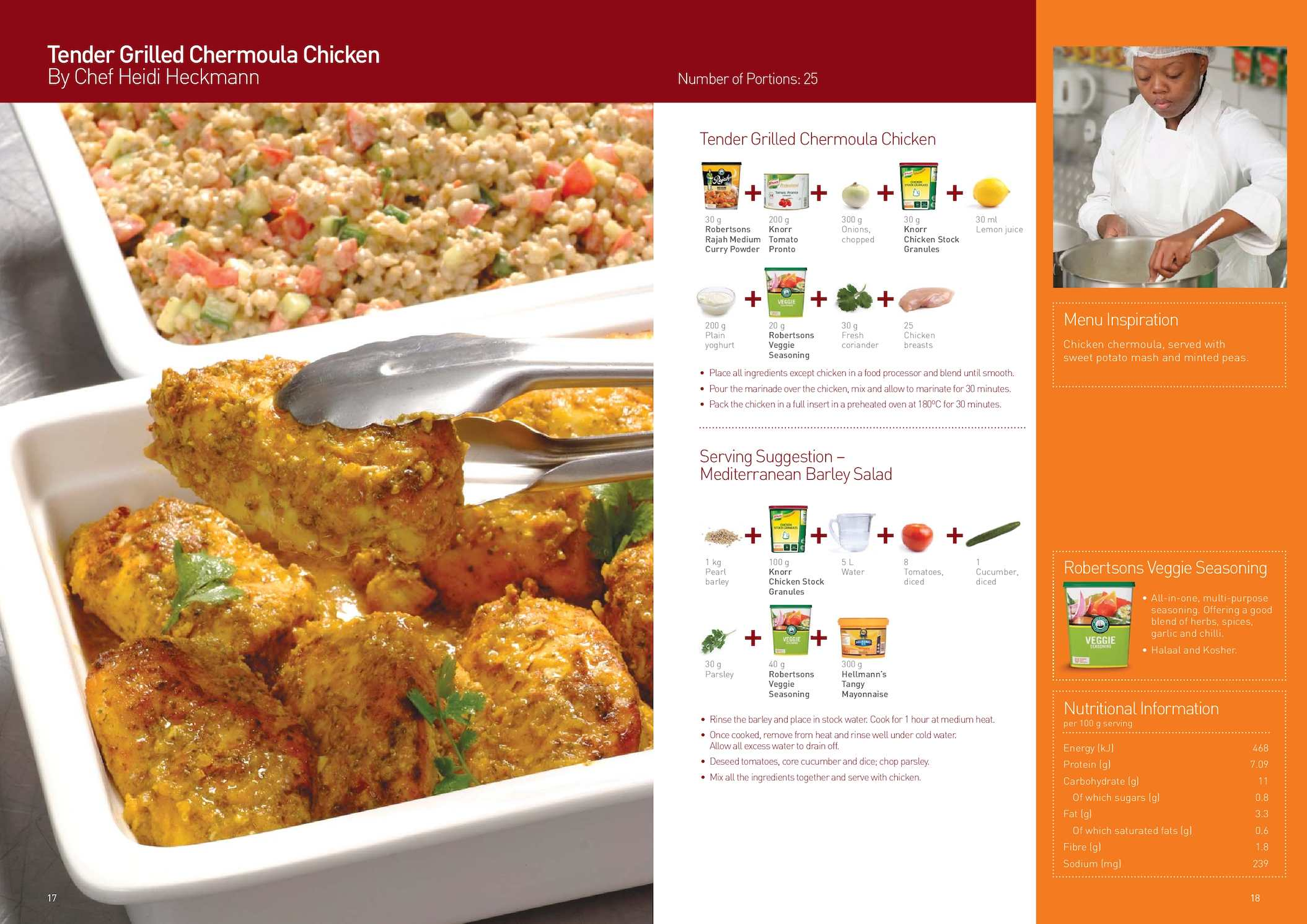 cooking water and chicken essay