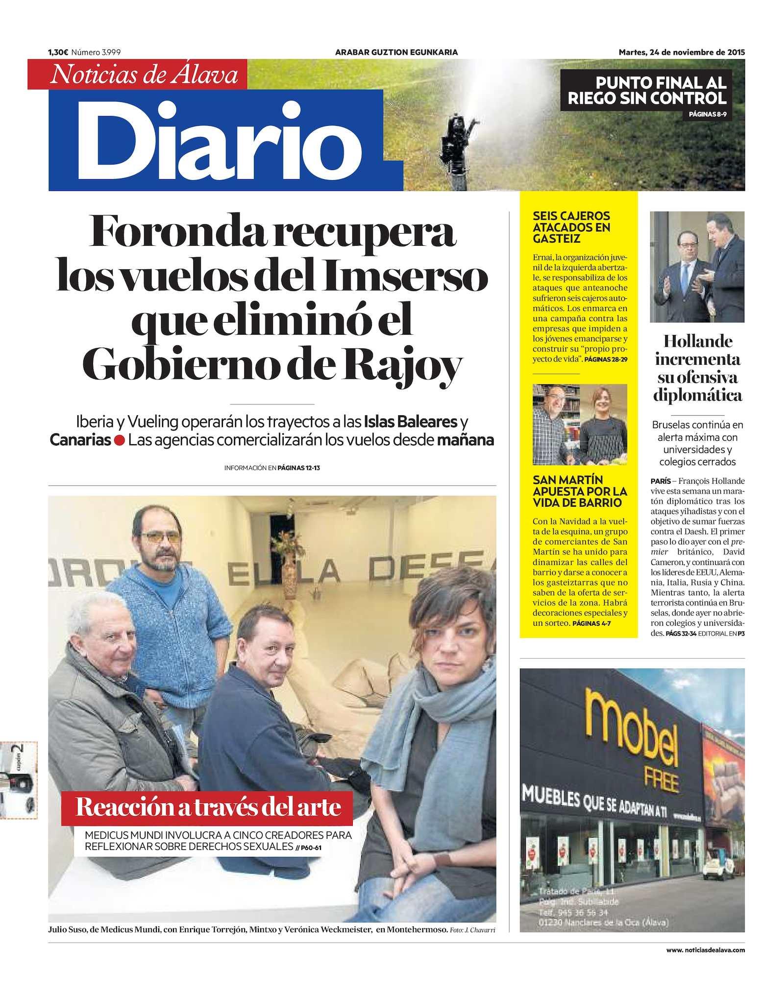 Calaméo - Diario de Noticias de Álava 20151124