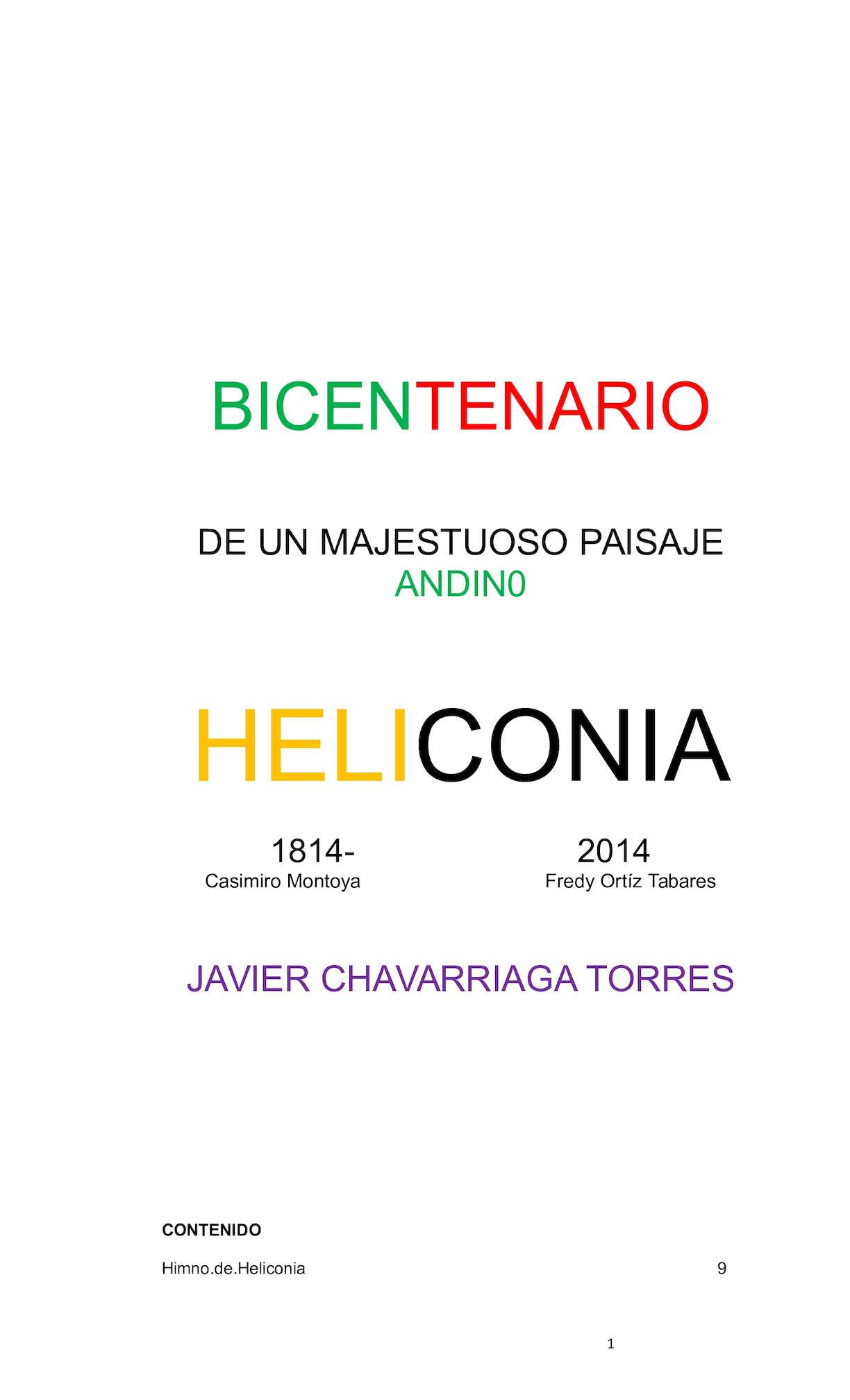 Calaméo - Bicentenario De Un Majestuoso Paisaje Andino (2)