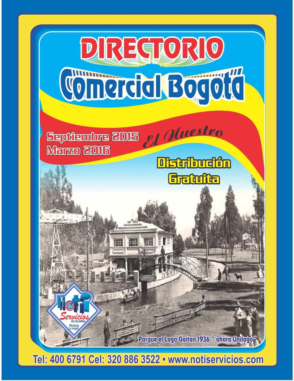 Directorio Bogotá