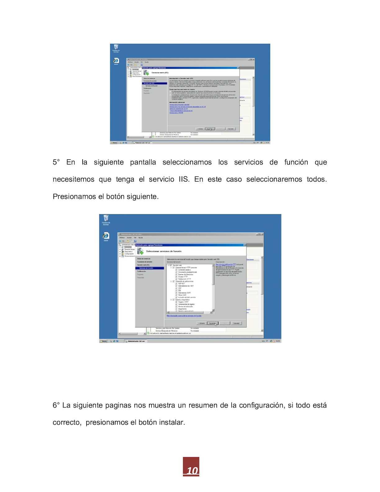 Manual Configuracion De Servidores Wan - CALAMEO Downloader