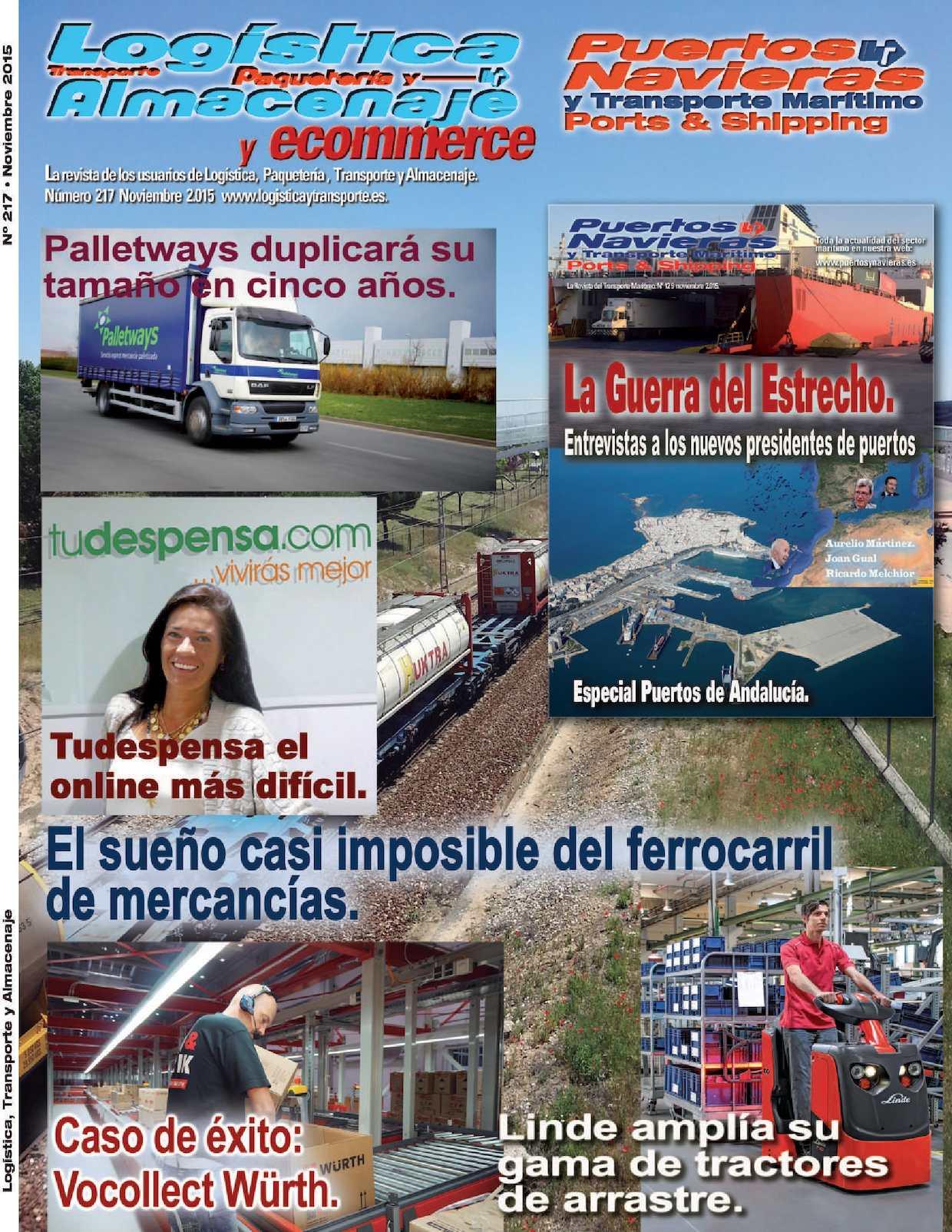 Calaméo - LTA 217 Noviembre Revista Web