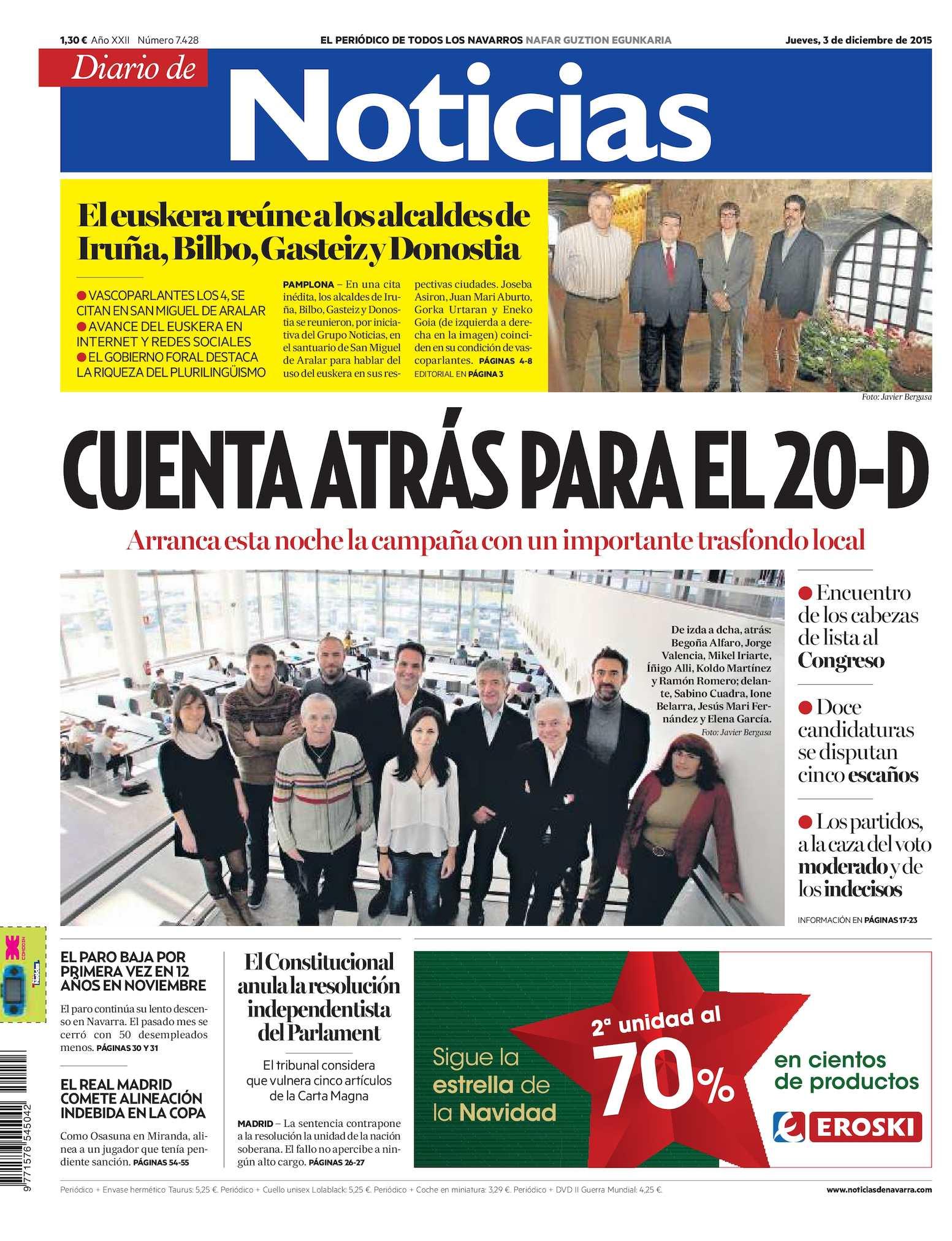 Calaméo - Diario de Noticias 20151203 a5c22eb13783e