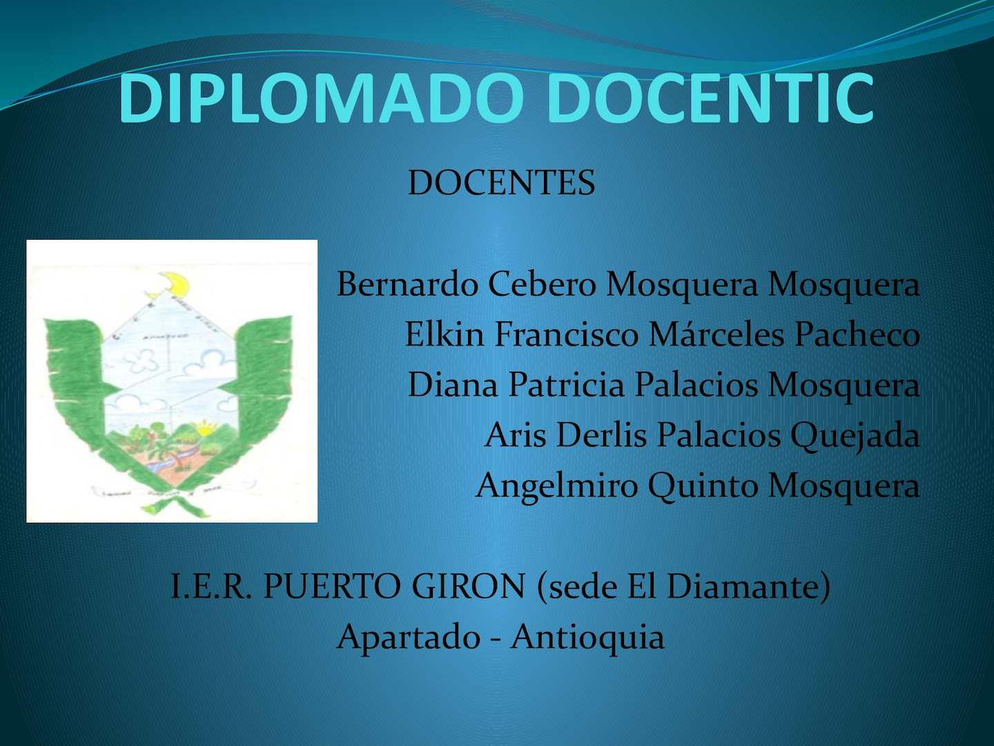 Proyecto Docentic