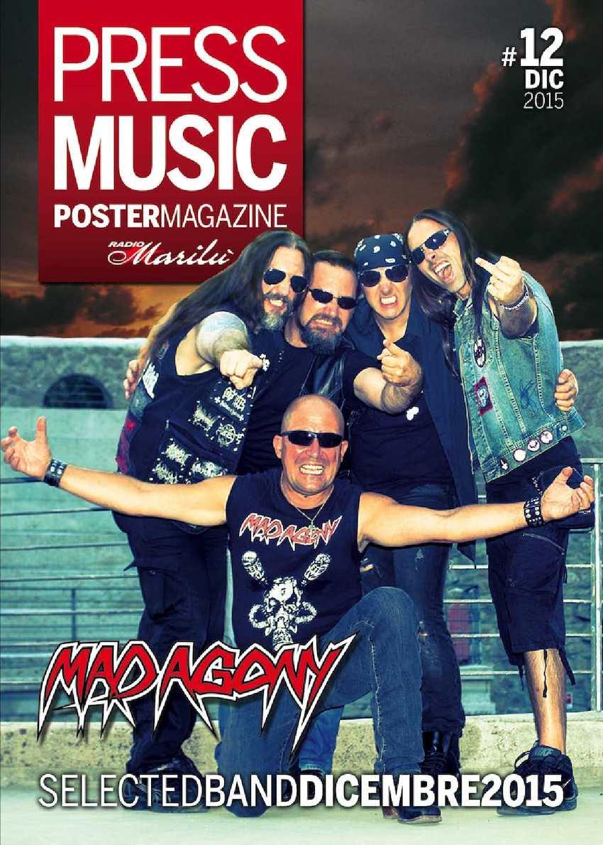 Digital Press Music #12   Dicembre 2015