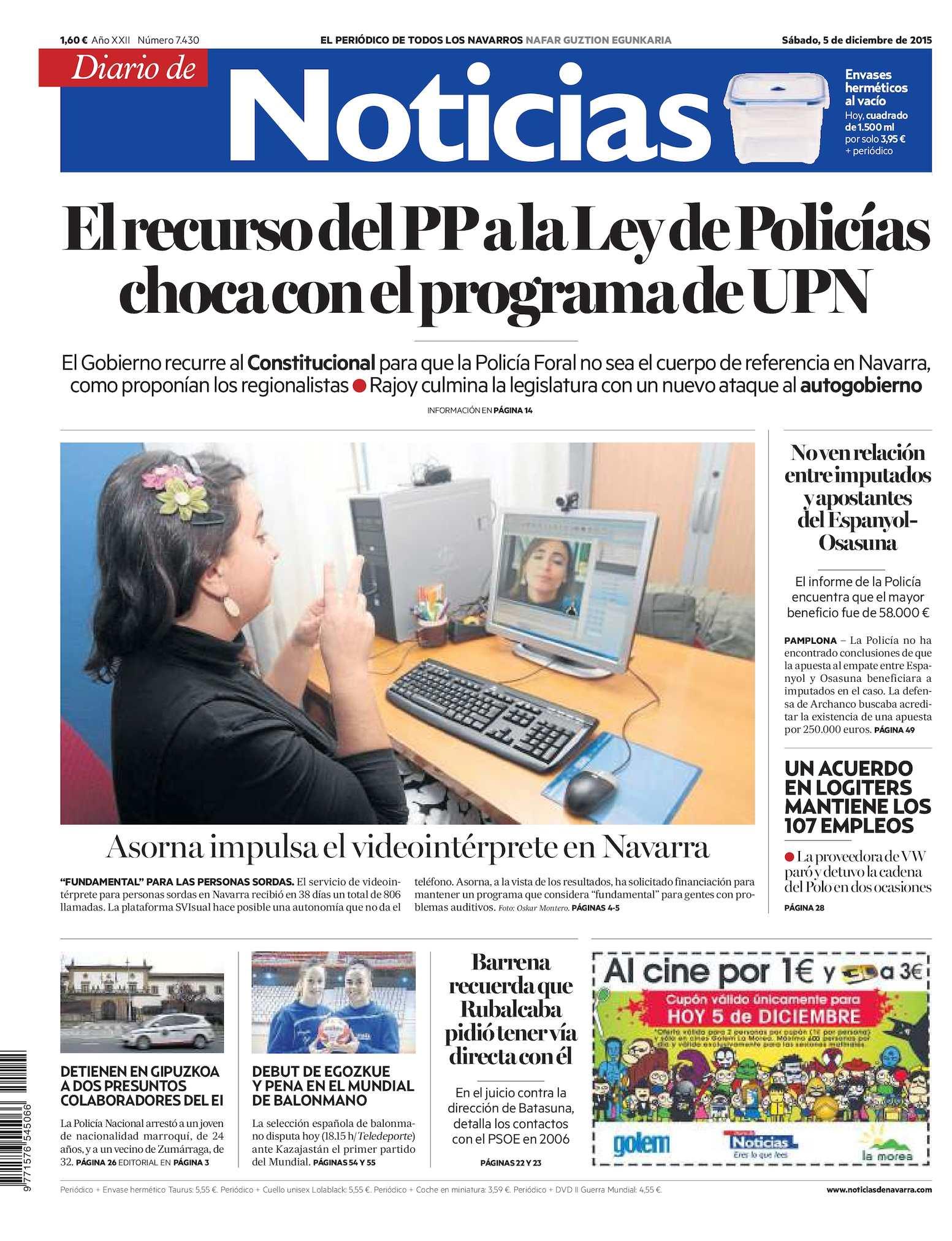 Calaméo - Diario de Noticias 20151205