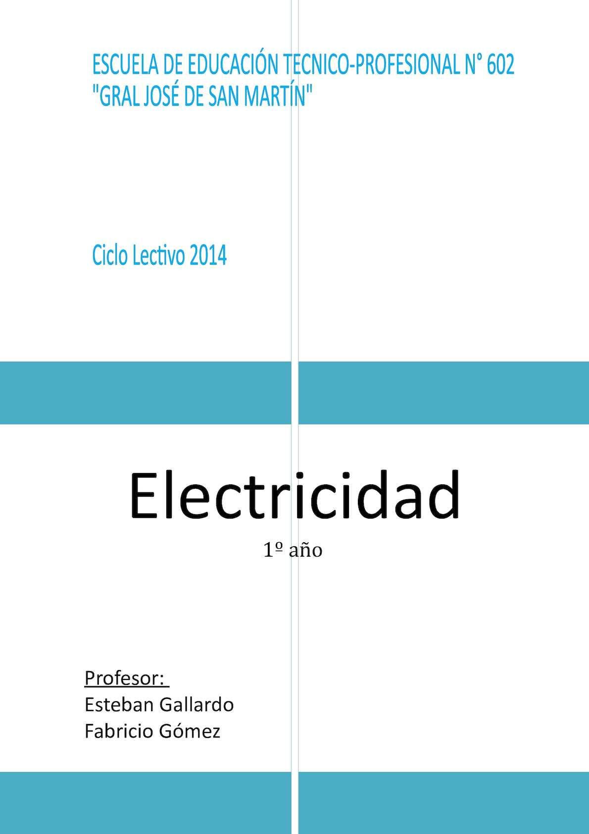 Carpeta Electricidad Completa (1)