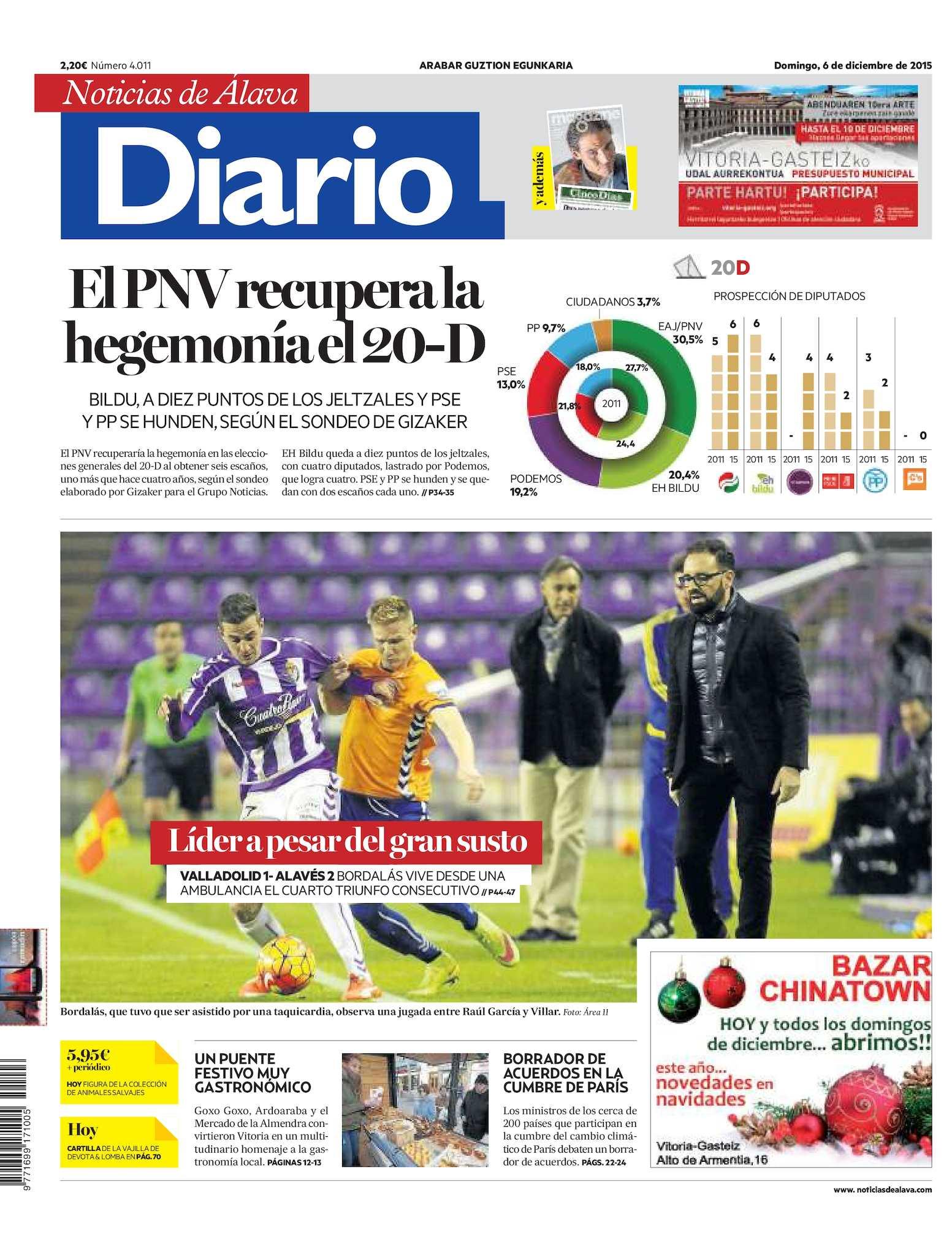 Calaméo - Diario de Noticias de Álava 20151206 e2b2d937e8fb7