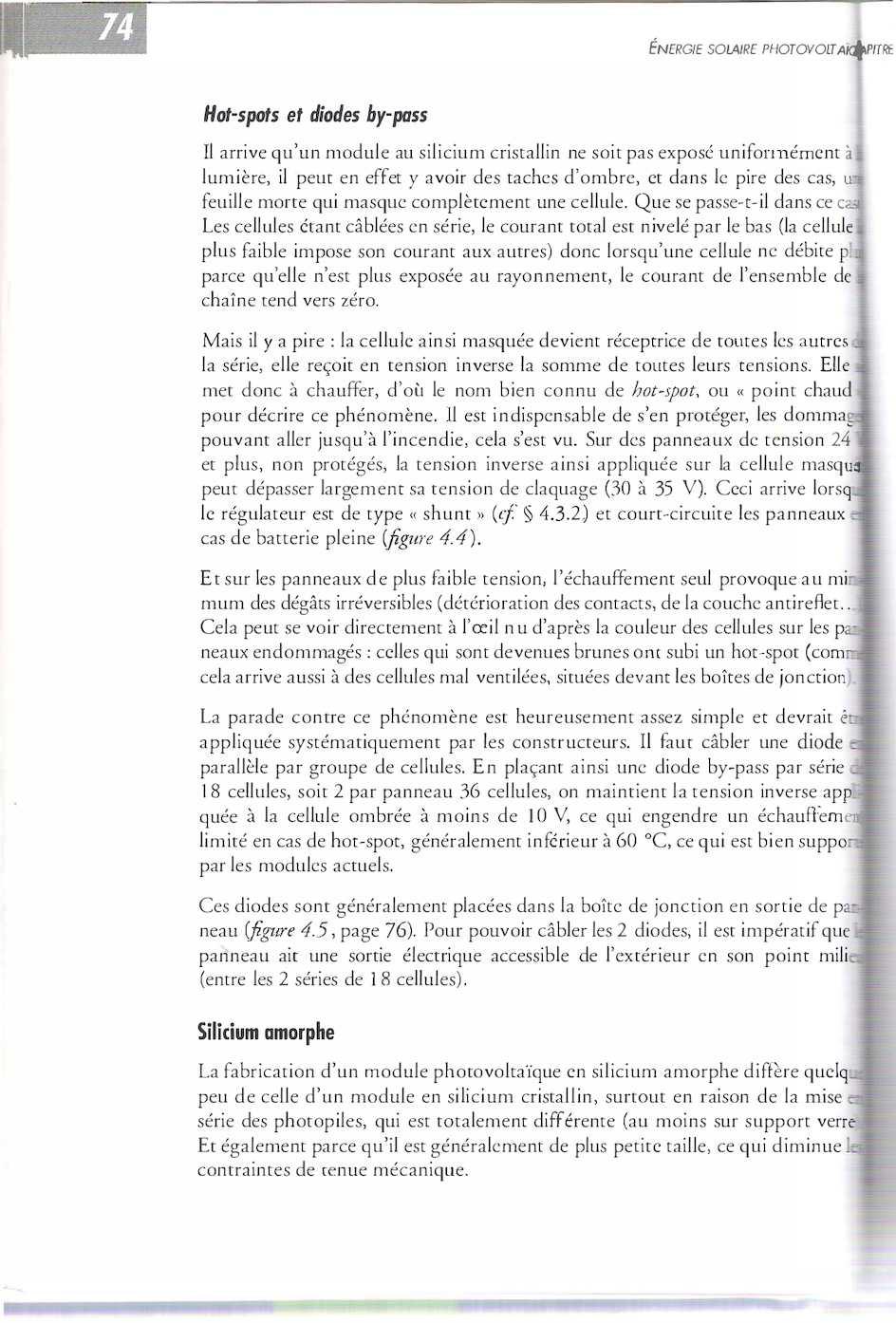 Cellule Photovoltaïque En Silicium Amorphe dedans dunod energie solaire photovoltaique - calameo downloader